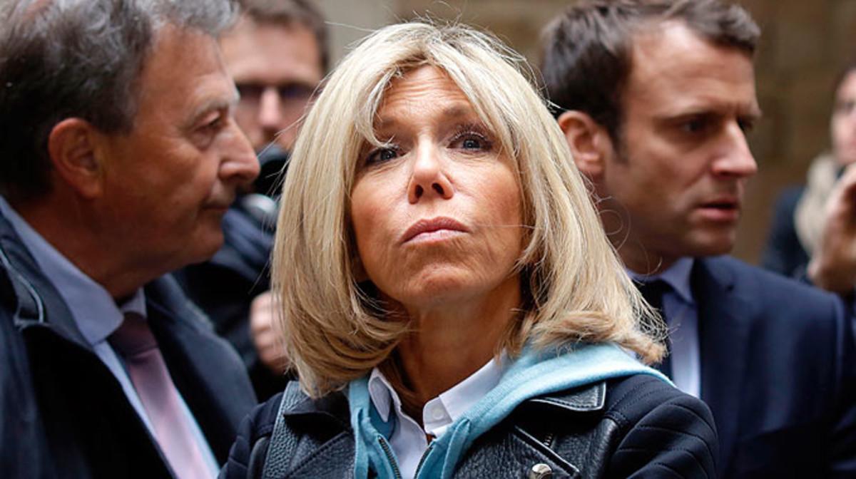 Brigitte Trogneux De Profesora De Macron A Esposa Y Primera Dama