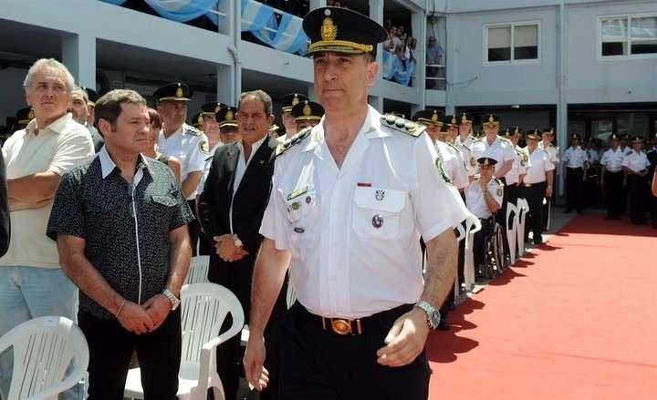El Jefe de Policía bonaerense pidió el pase a retiro
