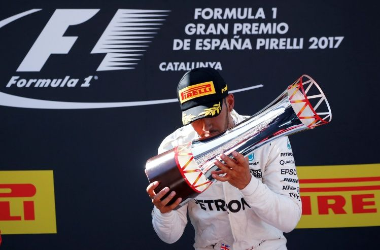 'Checo' se consolida en Fórmula Uno en el GP de España