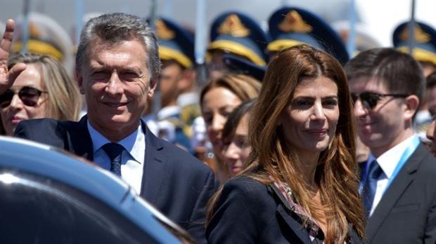 Macri ya está reunido con el presidente Xi Jinping