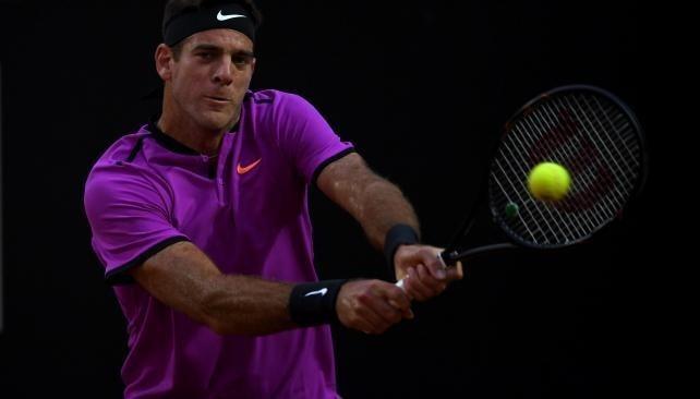 Djokovic pasó a cuartos de final en Roma por undécimo año consecutivo