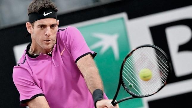 Djokovic no le dio oportunidades y eliminó a Del Potro — Roma