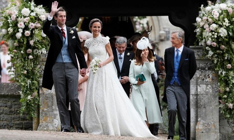 la boda de princesa de pippa middleton | diario de cuyo - noticias
