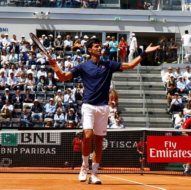 Nadal, eliminado por Thiem en los cuartos de final de Roma