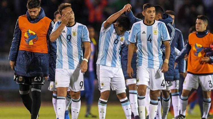 Argentina, afuera del Mundial Sub 20 en la primera ronda