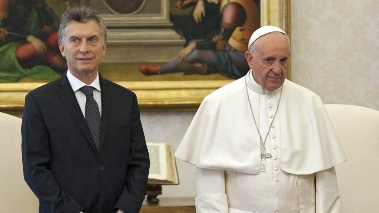 Macri le respondió la carta al papa Francisco