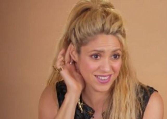 Shakira habló sobre la pelea con la mujer de Messi