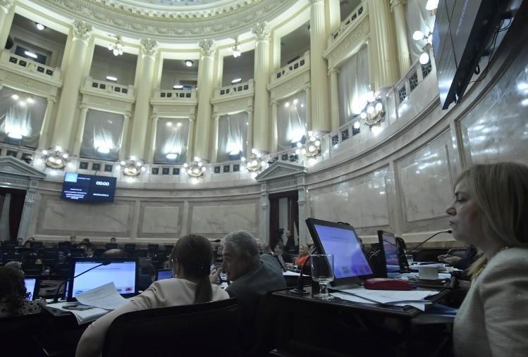 Senado argentino aprueba quitar la patria potestad a los feminicidas
