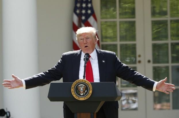 Presidente del Senado lamenta la salida de EU del acuerdo de París