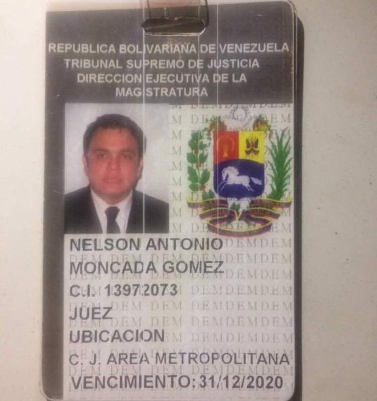 Asesinaron al juez Nelson Moncada en El Paraíso