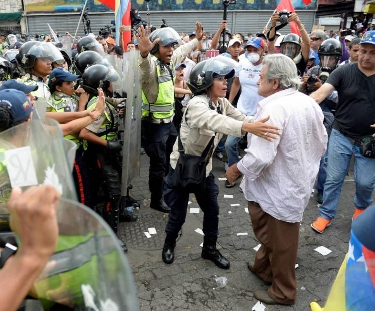 Matan a balazos a un juez en Caracas — Violencia en Venezuela