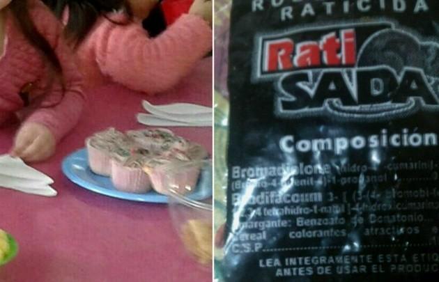 Intoxicaron a 10 niños de un jardín con veneno para ratas
