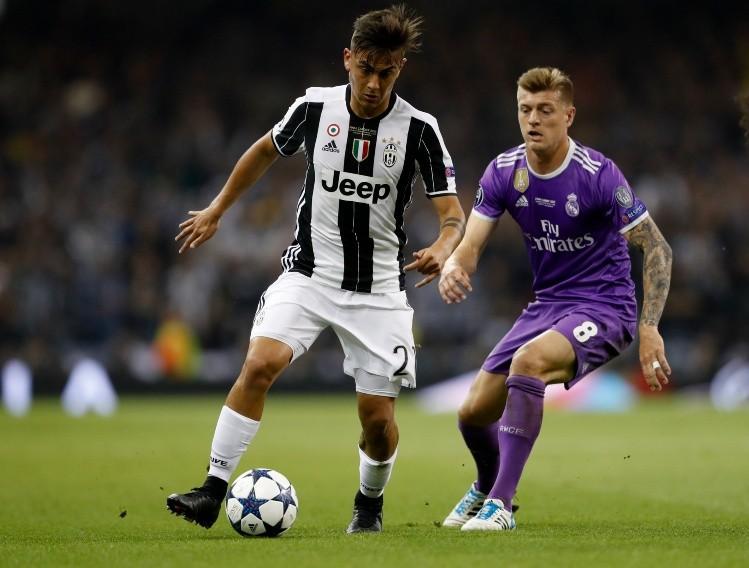 El Real Madrid apabulló a la Juventus y levantó la Copa