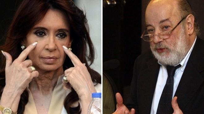 Cristina Kirchner recusó al juez Bonadio por la denuncia de Nisman