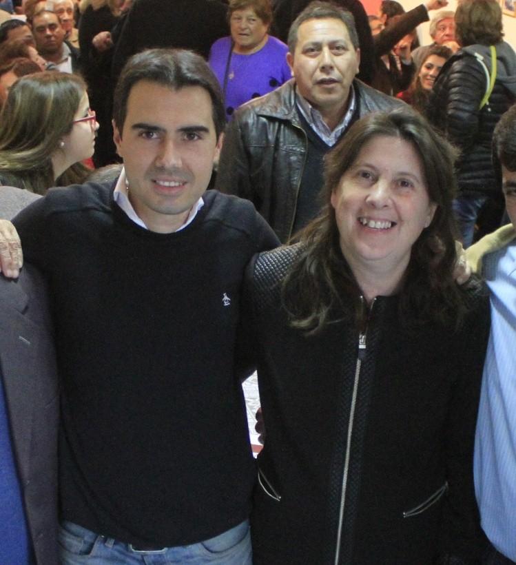 El PJ de San Juan presentó el frente Todos