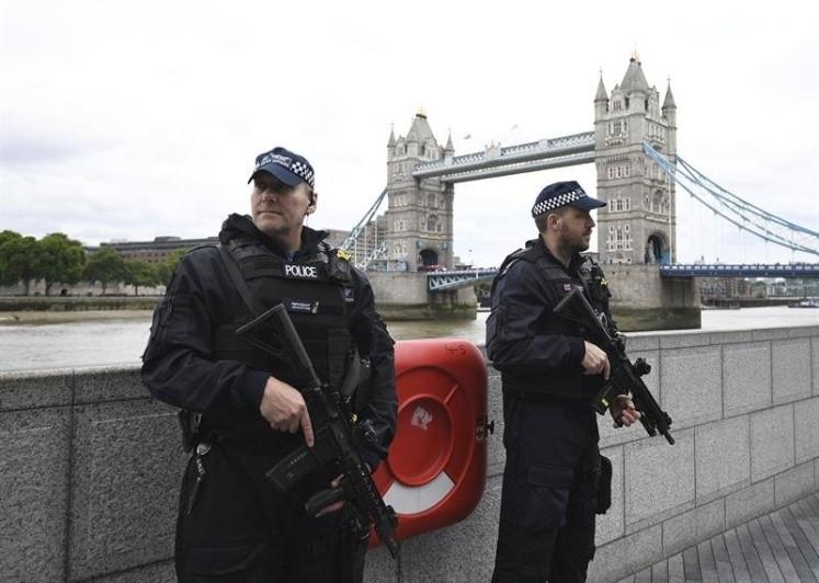 Revelan los nombres de dos de los tres terroristas — Ataques en Londres