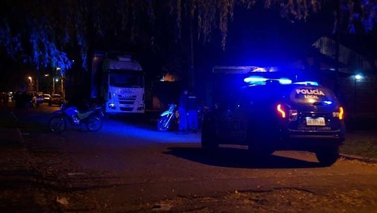 Motochorros matan a nene de 3 años — Lomas de Zamora