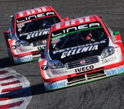 Esteban Guerrieri triunfó en Termas de Río Hondo