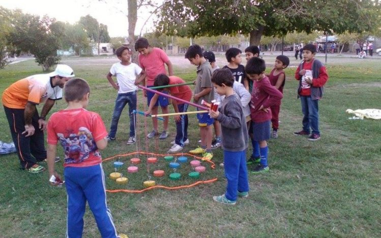 En 5 Comunas Hay Recreacion Para Chicos A Domicilio Y Gratis
