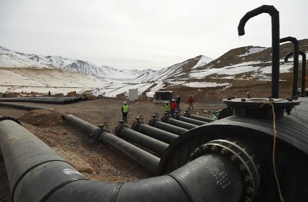 Argentina levanta restricciones sobre mina Veladero
