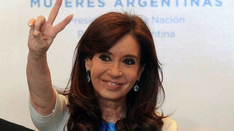 Elecciones legislativas: Cristina Kirchner presentó el espacio Unidad Ciudadana