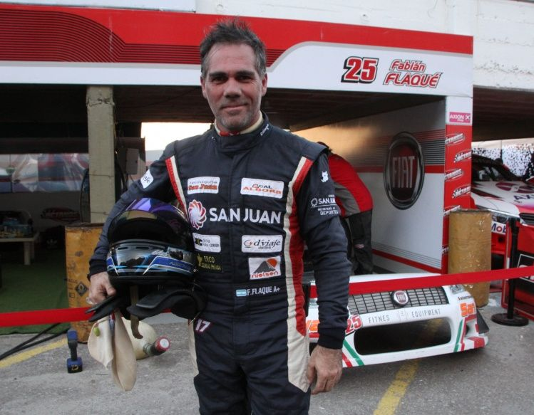 Fabricio Persia, segundo — Top Race Series