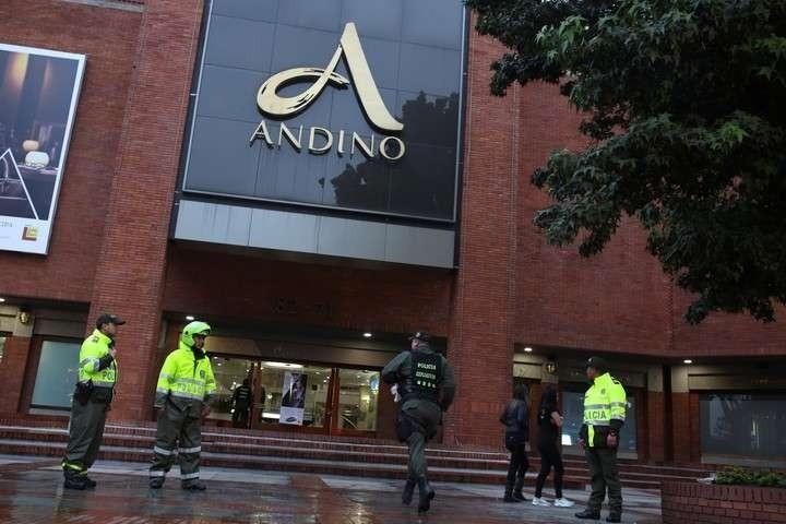 Presidente de Colombia condena atentado en centro comercial