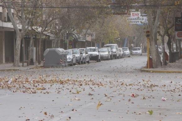 Alerta meteorológico: Anuncian vientos de hasta 90 kilómetros en La Pampa