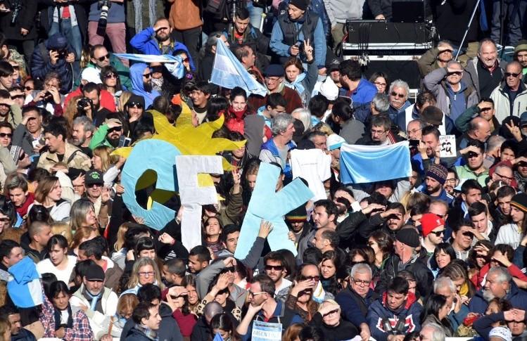Cristina Kirchner lanzó Unidad Ciudadana