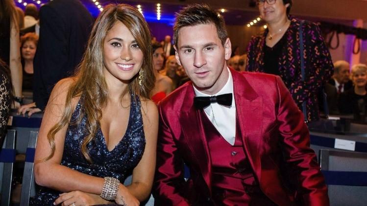 Lionel Messi festejó su cumpleaños 30 de forma muy íntima
