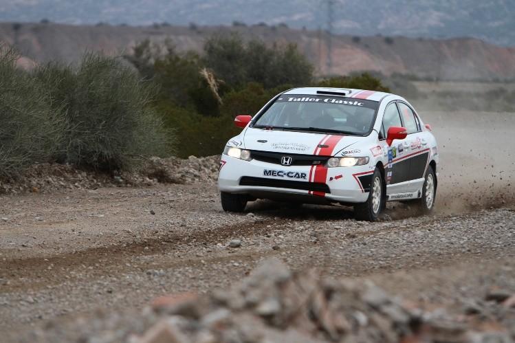 Ale Cancio abandonó en el mejor momento — Argentino de Rally