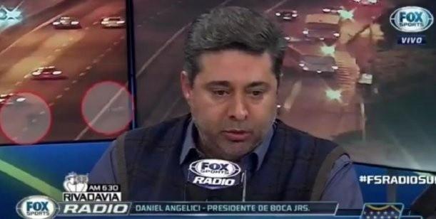 Angelici habló del futuro de la Bombonera y la vuelta de Tevez