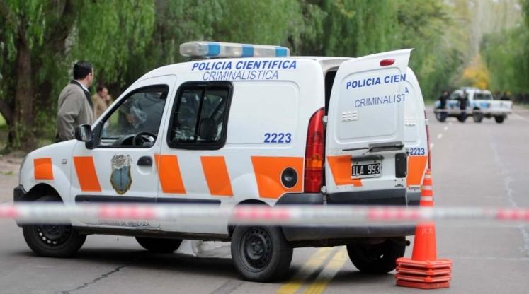 Hallaron un cadáver con quemaduras y desmembrado en Godoy Cruz