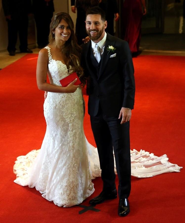 El video íntimo del casamiento de Messi y Antonela Roccuzzo