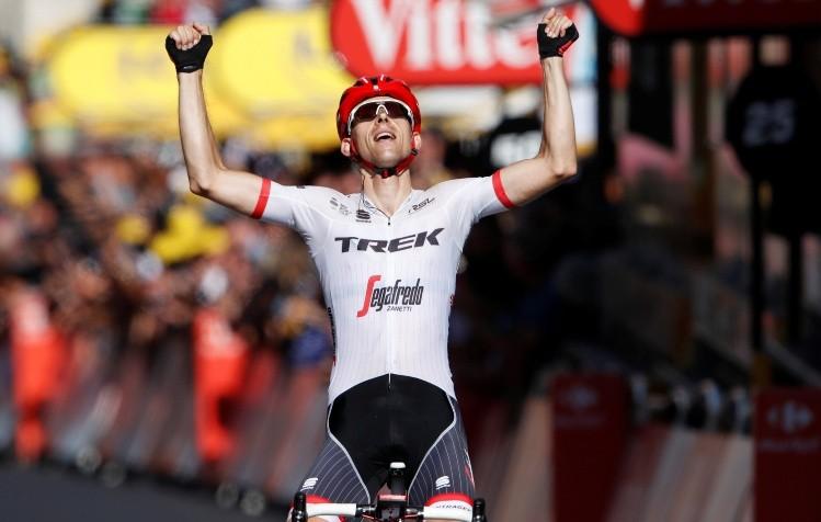 Marcel Kittel abandonó el Tour de Francia tras sufrir caída