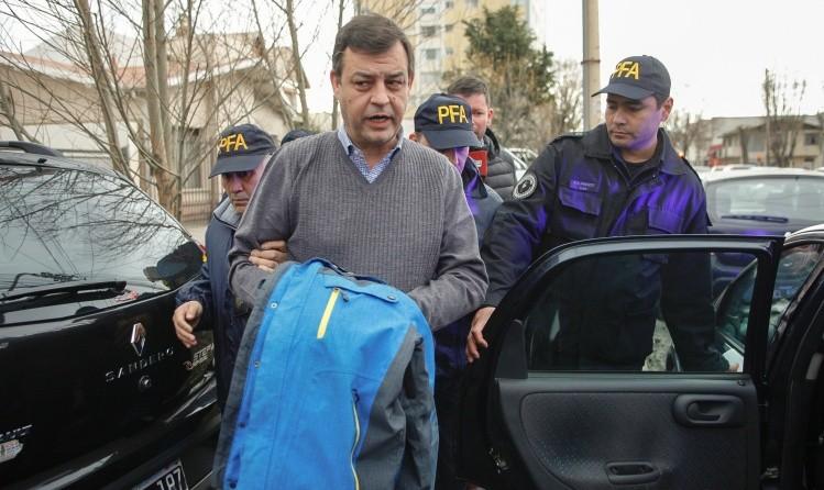 Detuvieron al contador de Cristina Kirchner — Los Sauces