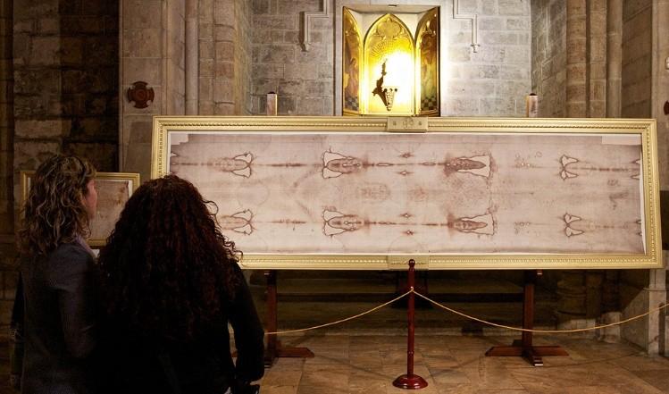 El Santo Sudario tiene sangre humana: ¿De Jesús?