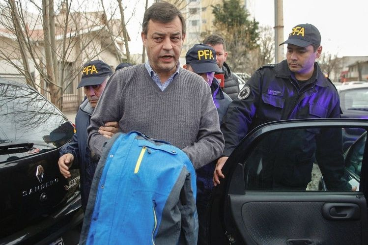 Detuvieron a Víctor Manzanares, histórico contador de los Kirchner