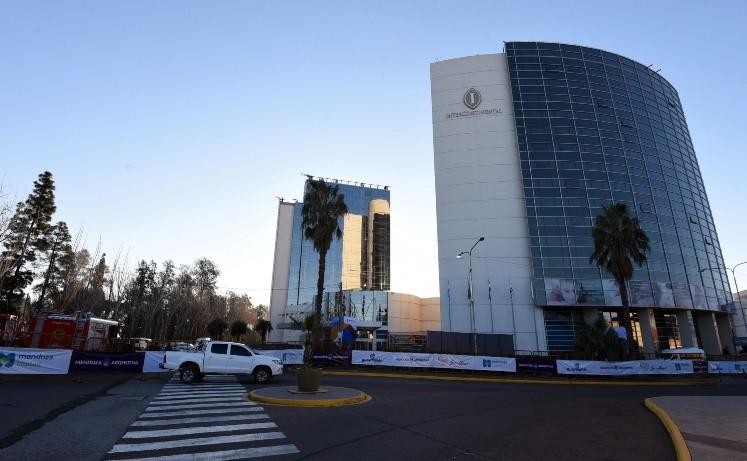 Fotos: Evo Morales ya está en Mendoza
