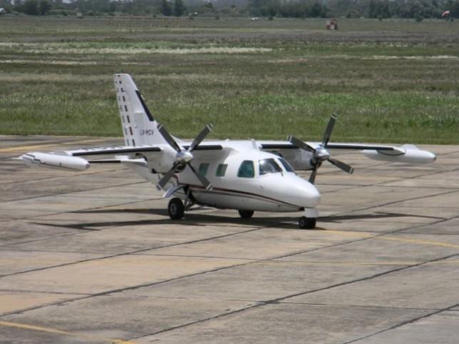 Un bragadense y dos linqueños, los tripulantes de la avioneta desaparecida