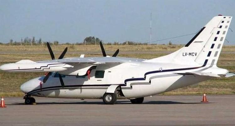 Se estrelló la avioneta buscada en Buenos Aires: 3 muertos