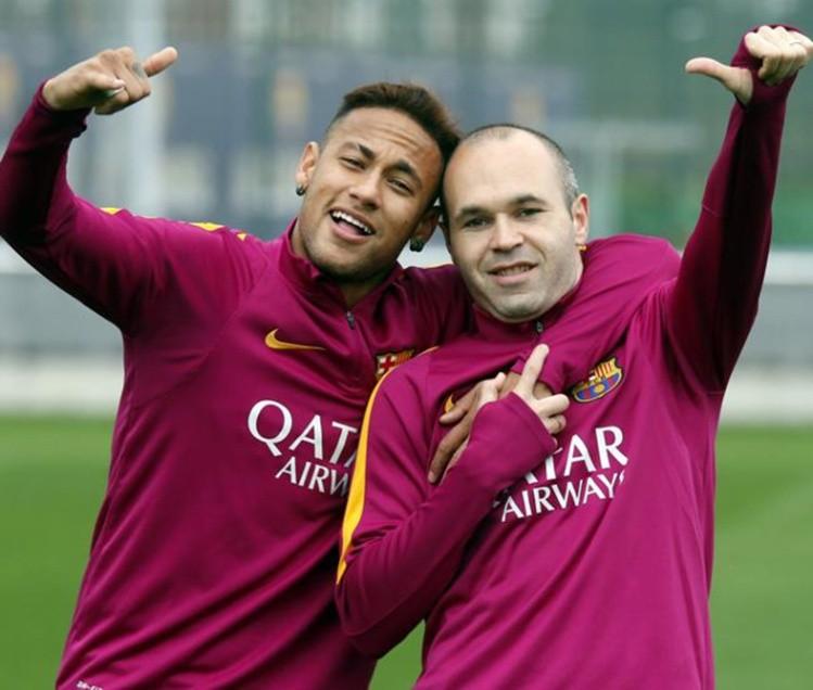 Valverde asegura que sigue contando con Neymar