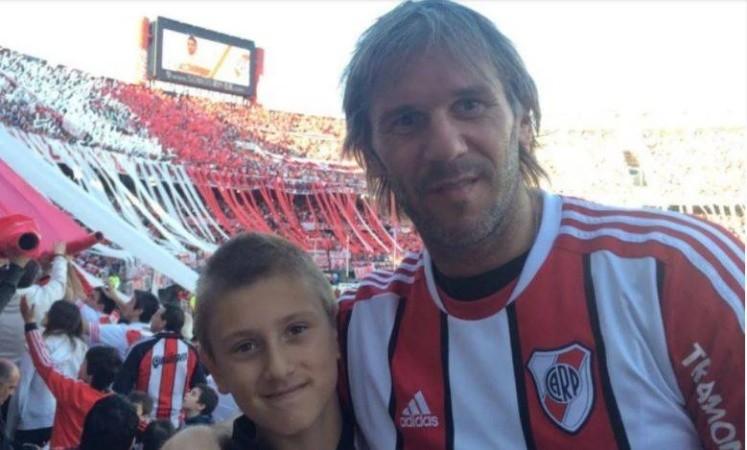 Marcos Milinkovic publicó un emocionante mensaje para recordar a su hijo