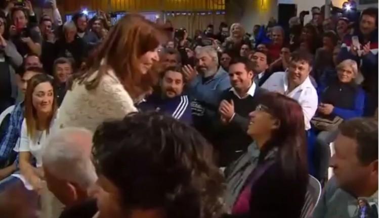 Cristina Kirchner no podrá viajar para votar en Santa Cruz