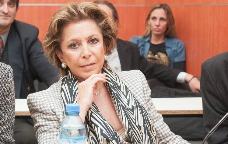 María Julia Alsogaray fue internada — De urgencia
