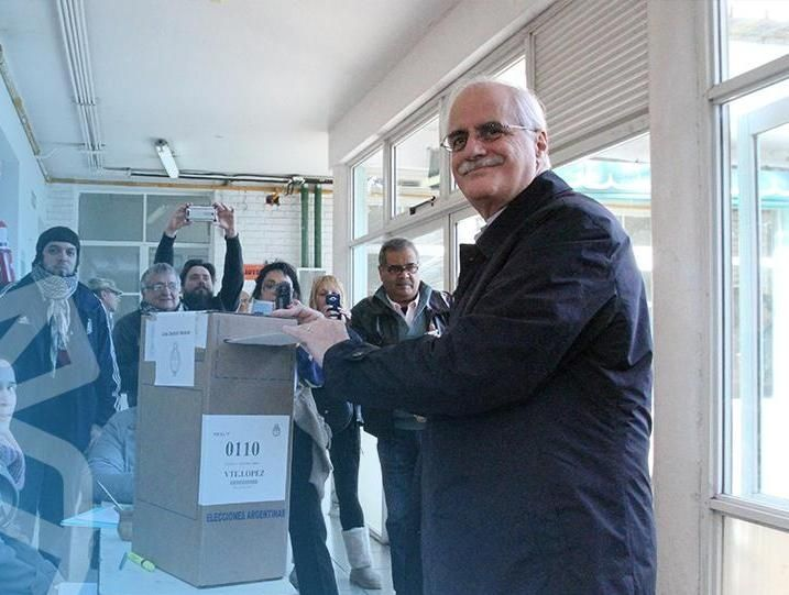 Taiana la fuerza del voto es la fuerza de la democracia for Jardin 901 vicente lopez