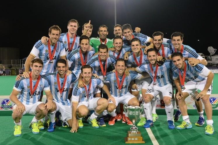 Los Leones campeones de la Copa Panamericana