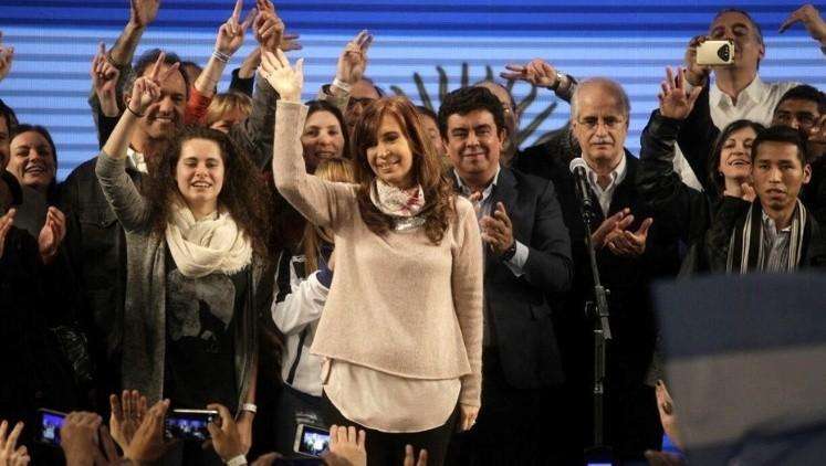 Bullrich superaba a Cristina por 6.693 votos y restan escrutar mesas