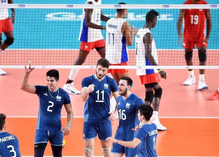 Cuba obtiene medalla de bronce en Mundial de voleibol sub-23 (m)