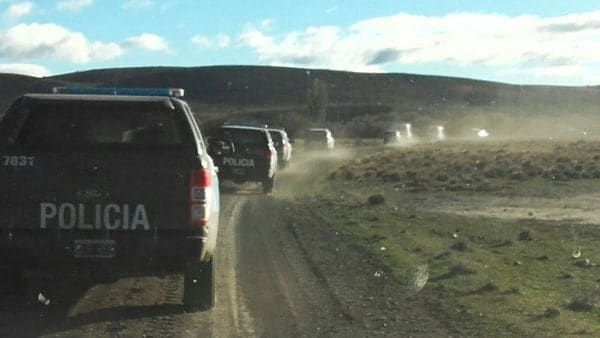 Caso Maldonado: comenzó el rastrillaje en las márgenes del río Chubut